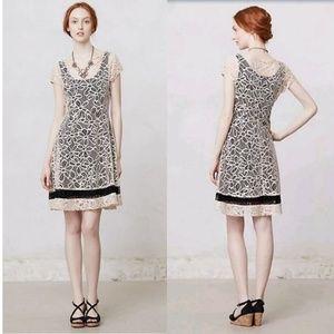 Anthropologie Weston wear maitland lace dress
